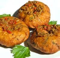 Bara (zachte en luchtige peulvruchtensnack)